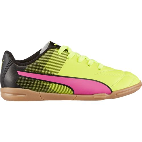 PUMA Kids' Adreno II IT JR Soccer Shoes