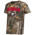 Colosseum Athletics™ Boys' University of Georgia Buckshot T-shirt