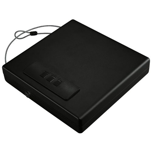 Stack-On Large Electronic Lock Security Case