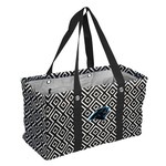 Logo™ Women's Carolina Panthers Double Diamond Picnic Caddy