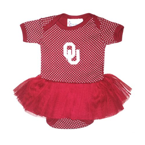Two Feet Ahead Infant Girls' University of Oklahoma