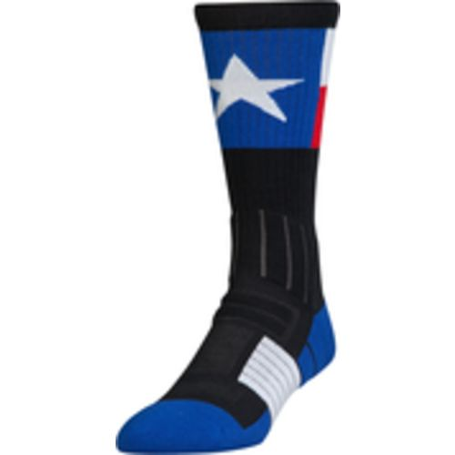 Under Armour Men's Unrivaled Texas Flag Crew Socks