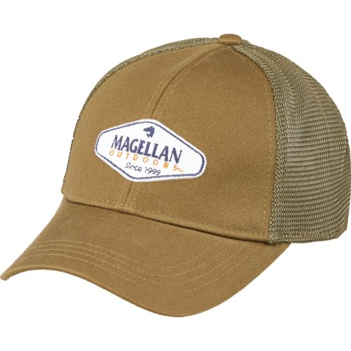 Magellan Outdoors™ Men's Basic Embroidered Patch Trucker Hat
