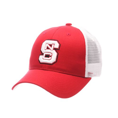 Zephyr Men's North Carolina State University Big Rig Meshback Cap - view number 1