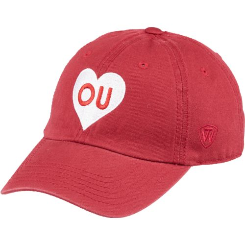 Top of the World Women's University of Oklahoma Lovely Cap