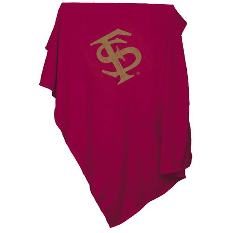 Logo™ Florida State University Sweatshirt Blanket