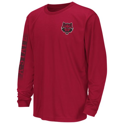 Colosseum Athletics™ Girls' Arkansas State University Long Sleeve Shirt
