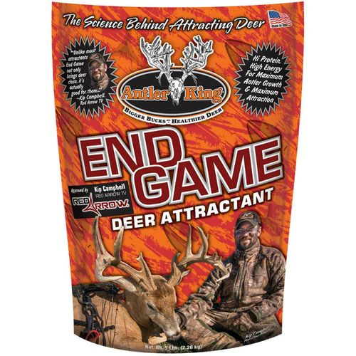 Antler King End Game 5 lb. Deer Attractant