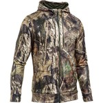 Under Armour™ Men's Franchise Camo Full Zip Hoodie