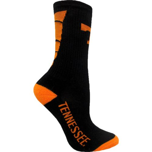 Topsox Boys' University of Tennessee Crew Socks