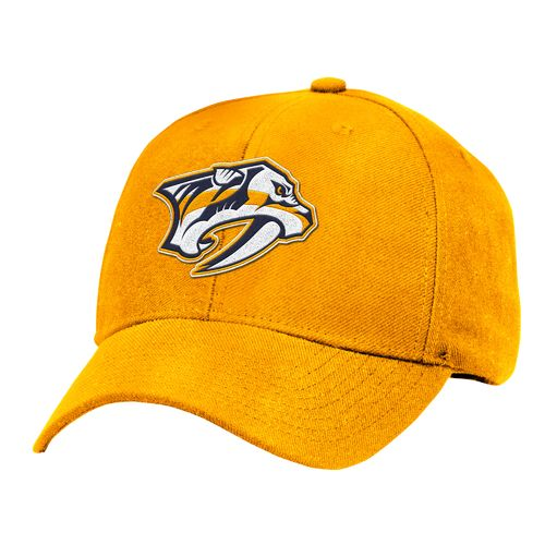 Reebok Men's Nashville Predators Structured Adjustable Cap