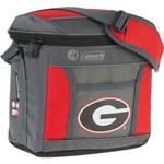 Coleman™ University of Georgia 9-Can Soft-Sided Cooler - view number 1