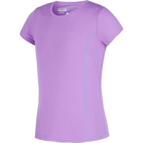 Display product reviews for BCG Girls' Keyhole Back Training T-shirt