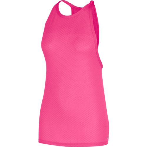 BCG Women's High Neck Dropped Armhole Tank Top