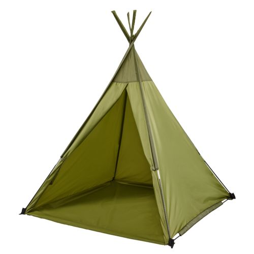 Magellan Outdoors Kids' 1 Person Teepee Tent