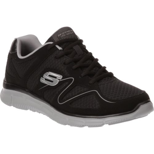 SKECHERS Men's Satisfaction Flash Point Training Shoes - view number 2