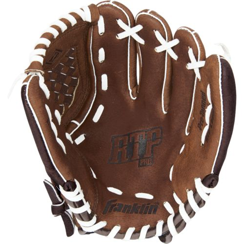 Franklin Youth RTP Pro Series 10 in Baseball Fielding Glove - view number 2