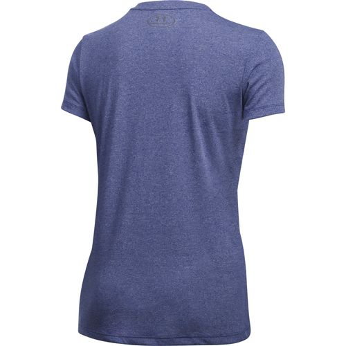Under Armour Women's Threadborne Train Twist V-neck T-shirt - view number 2