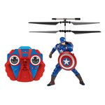 World Tech Toys Marvel Avengers: Age of Ultron Captain America RC Helicopter - view number 1