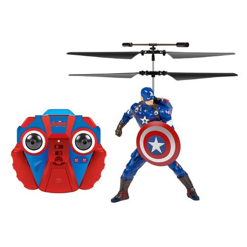 World Tech Toys Marvel Avengers: Age of Ultron Captain America RC Helicopter