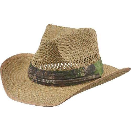 O'Rageous Men's Outback Hat with Realtree Band