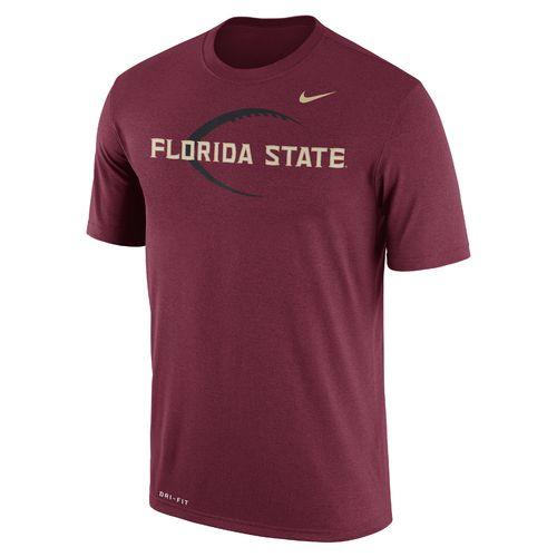Nike Men's Florida State University Dri-FIT Legend Icon 17 T-shirt - view number 1