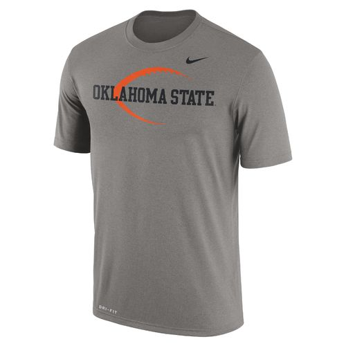 Nike Men's Oklahoma State University Dri-FIT Legend Icon 17 T-shirt