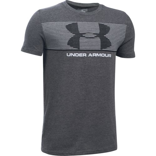 Under Armour™ Boys' Chest Stripe T-shirt