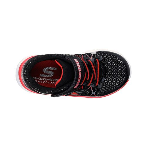SKECHERS Toddler Boys' Flexies Fast Stepz Shoes - view number 5