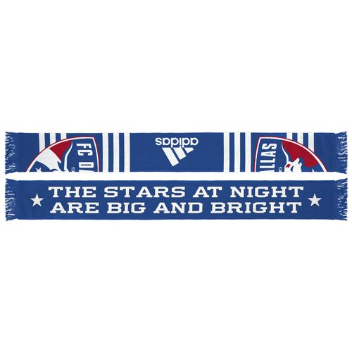 adidas Men's FC Dallas Jersey Scarf - view number 1
