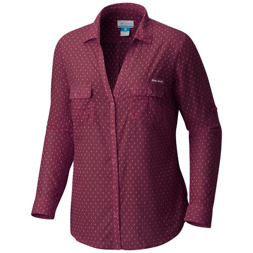 Columbia Sportswear Women's Texas A&M University Sun Drifter Button Down Shirt