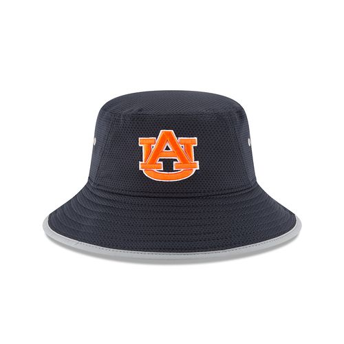 New Era Men's Auburn University Team Training Bucket Hat - view number 6