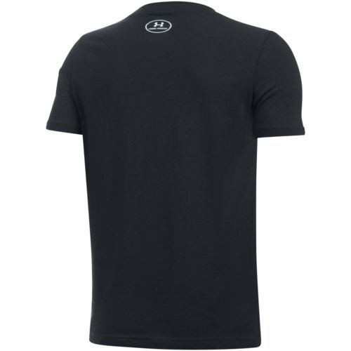 Under Armour Boys' Destroy the Competition Short Sleeve T-shirt - view number 2