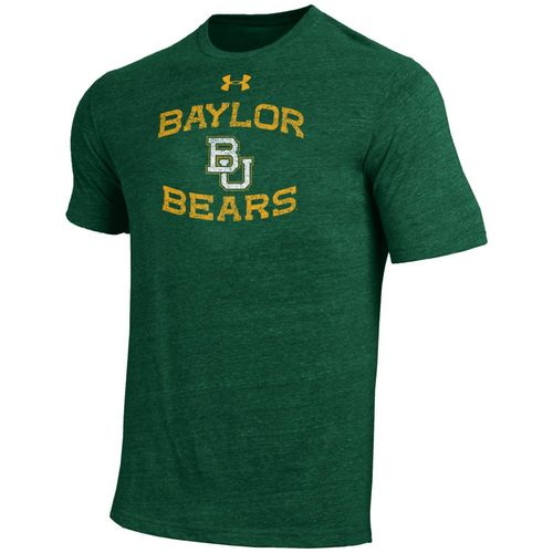 Under Armour Men's Baylor University Legacy T-shirt