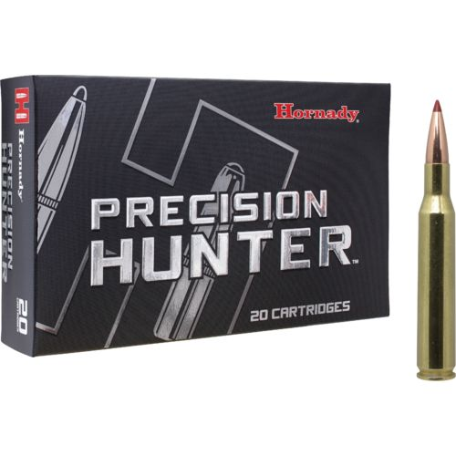 Hornady ELD-X® Precision Hunter® .270 Win 145-Grain Rifle Ammunition - view number 1