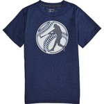 BCG Boys' Glow in the Dark Baseball Short Sleeve T-shirt - view number 4