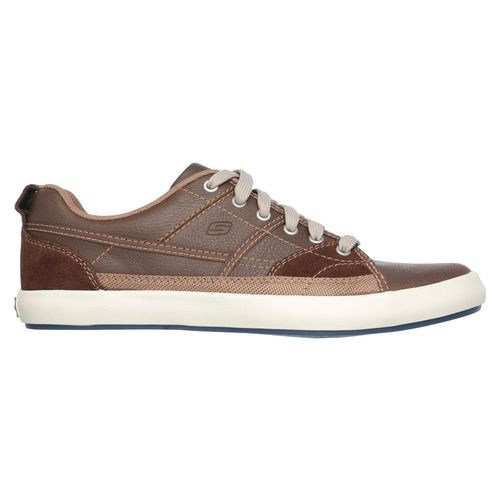 SKECHERS Men's Relaxed Fit Planfix Romelo Shoes