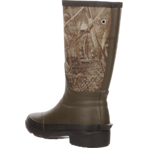 Magellan Outdoors Boys' Camo Jersey Knee Boot III Hunting Boots - view number 3