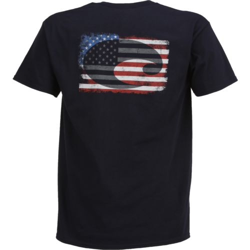 Costa Del Mar Men's Heritage Short Sleeve T-shirt - view number 1