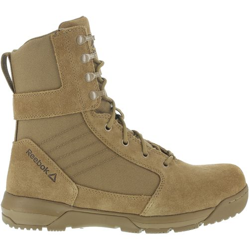 Reebok Men's Strikepoint Army Compliant 8 in Tactical Military Work Boots