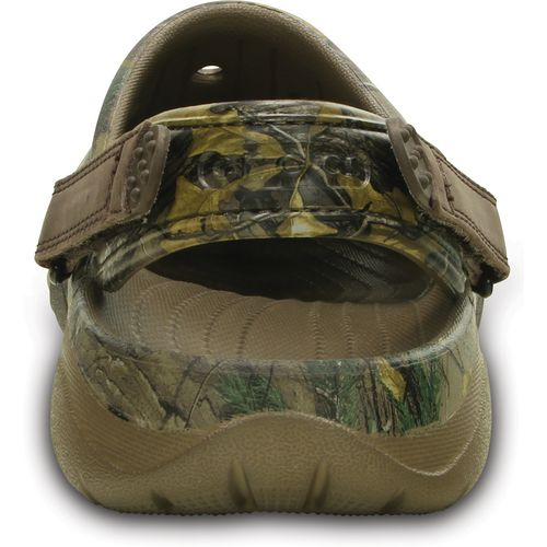 Crocs™ Men's Swiftwater Realtree Xtra® Clogs - view number 5