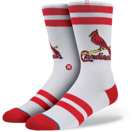 Stance Men's St. Louis Cardinals Redbirds Socks