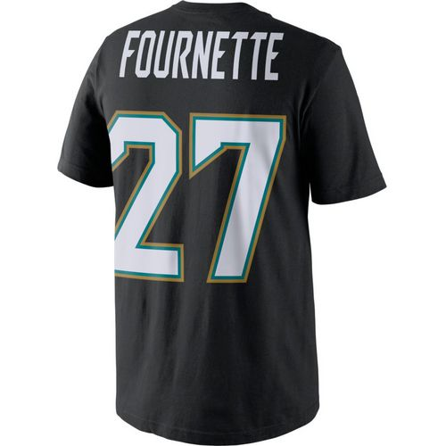 Nike Men's Jacksonville Jaguars Leonard Fournette Player Pride Name and Number T-shirt