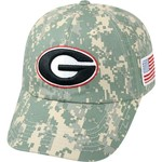 Top of the World Men's University of Georgia Flagship Digi Camo Cap - view number 1