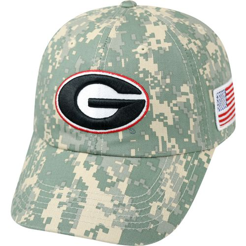 Top of the World Men's University of Georgia Flagship Digi Camo Cap