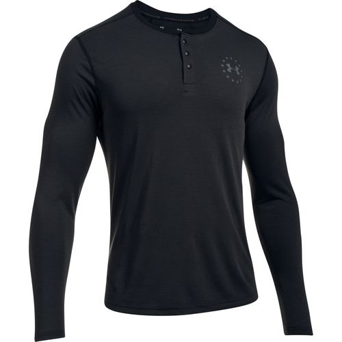 Display product reviews for Under Armour Men's Freedom Threadborne Henley Shirt