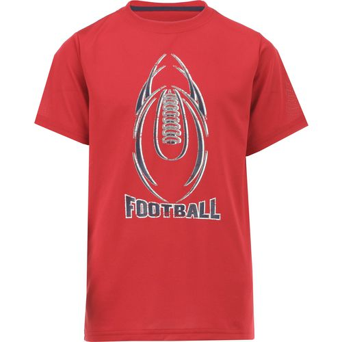 BCG Boys' Football Graphic Training T-shirt