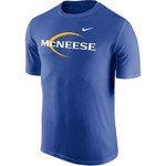 Nike Men's McNeese State University Dri-FIT Legend 2.0 Icon T-shirt - view number 1
