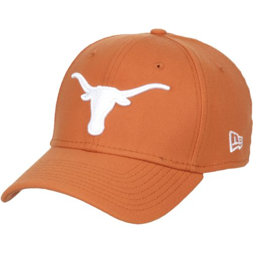 New Era Men's University of Texas 39THIRTY Basic Cap - view number 2