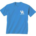 New World Graphics Women's University of Kentucky Comfort Color Puff Arch T-shirt - view number 2